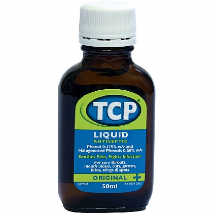 TCP Antiseptic Liquid, 50ml