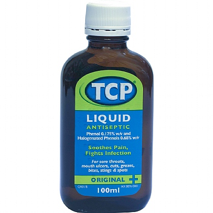 TCP Antiseptic Liquid, 100ml