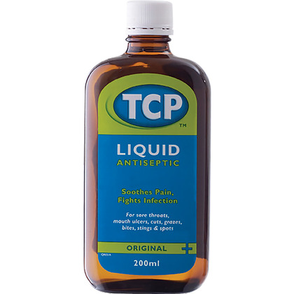 TCP Antiseptic Liquid, 200ml