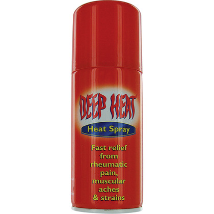 Deep Heat Spray