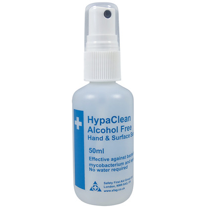HypaClean Disinfectant Spray, 50ml