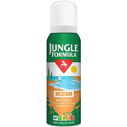 Jungle Formula Spray Medium - 20% Deet (125ml)