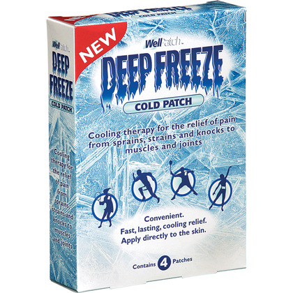 Deep Freeze Cold Patches