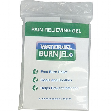Water Jel Burn Jel Sachets, Pack of 5
