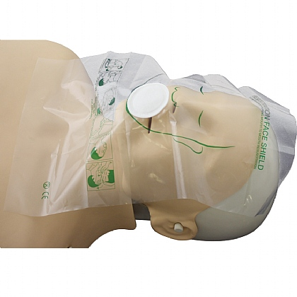 Training Manikin Face Shield