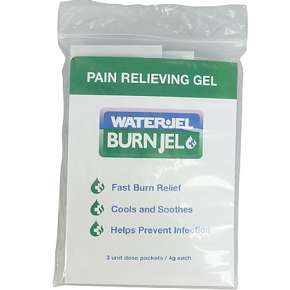 Water Jel Burn Jel Sachets, Pack of 3