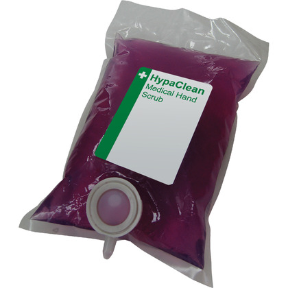 HypaClean Medical Hand Scrub 1L Dispenser Pouch