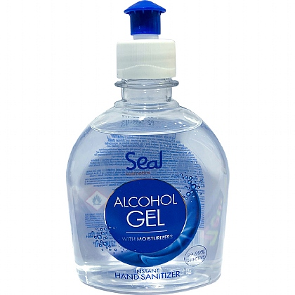 SEAL Alcohol Hand Sanitiser Gel, 300ml