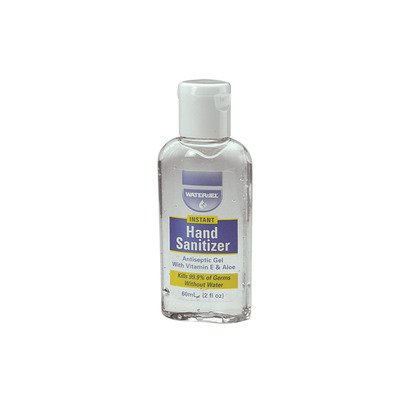 Water-Jel Hand Sanitiser Bottle 60ml