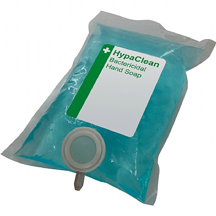HypaClean Antibacterial Soap Dispenser Refill Pouch