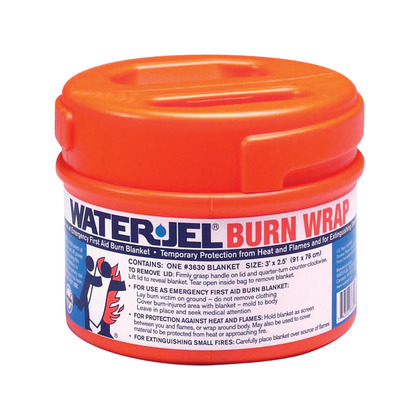 Water-Jel Burn Wrap Canister- 91 x 76cm