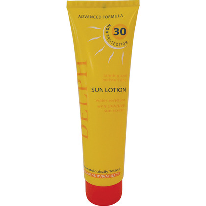 Delph Sun Lotion, SPF 30 (150ml)