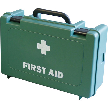 Economy First Aid Case, Small, Empty
