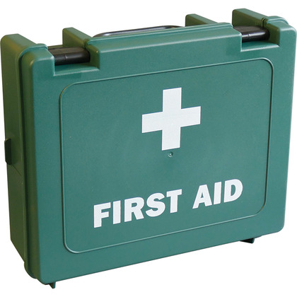Economy First Aid Case, Medium, Empty
