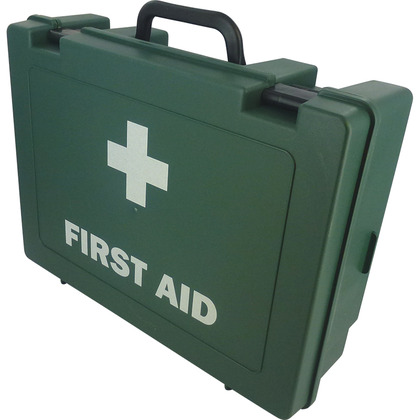 Economy First Aid Case, , Large, Empty
