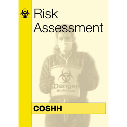 COSHH Risk Assessment