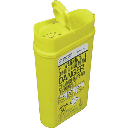 Sharps Needle Collector 0.2 Litre
