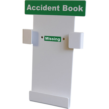 Accident Book Station, Empty