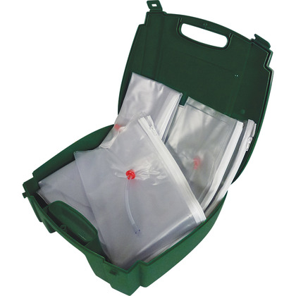 Set of 4 Splints in Plastic Case