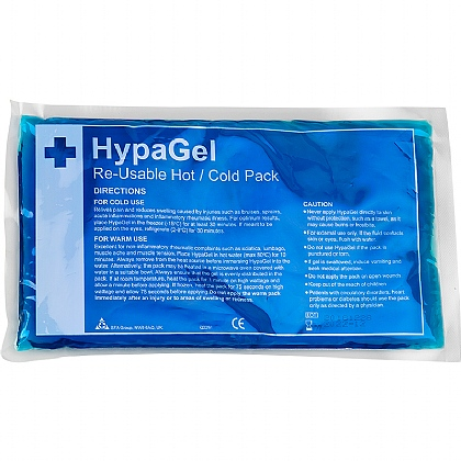 HypaGel Hot/Cold Pack, Standard, 27x16.5cm
