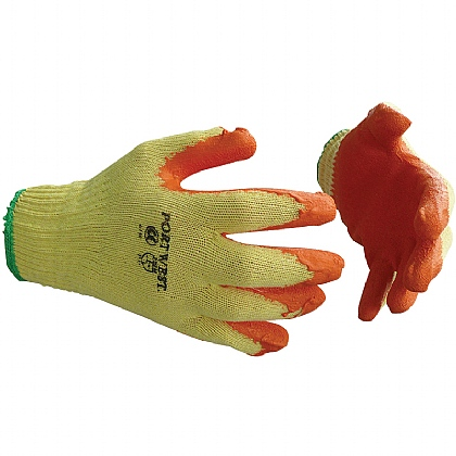 Eco Latex Grip Glove, Large
