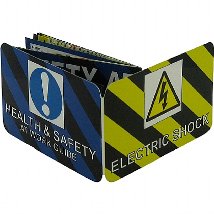 Electric Shock and Health & Safety Pocket Guide