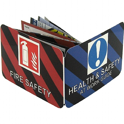Health & Safety at Work and Fire Safety Pocket Guide