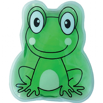 HypaGel Re-Usable Hot/Cold Gel Pack, Frog
