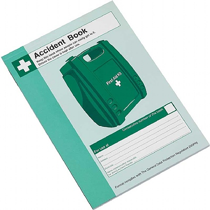A5 Accident Book