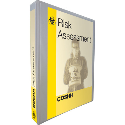 COSHH Risk Assessment Folder