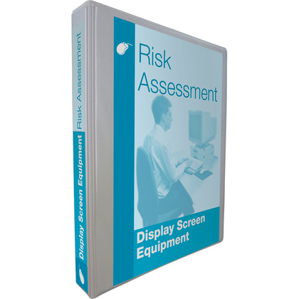 Display Screen Equipment Risk Assessment Folder