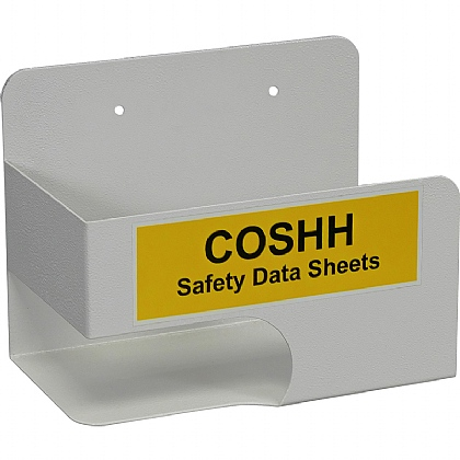 COSHH Safety Data Sheet Storage