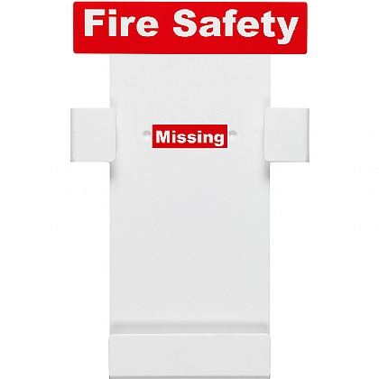 Fire Safety Log Book Holder, Empty