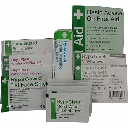 Personal Sports First Aid Refill