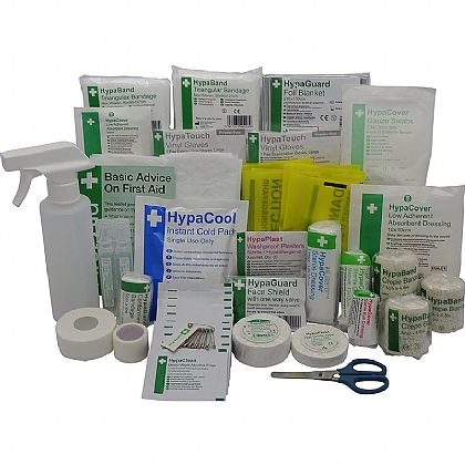 Rugby First Aid Kit Refill