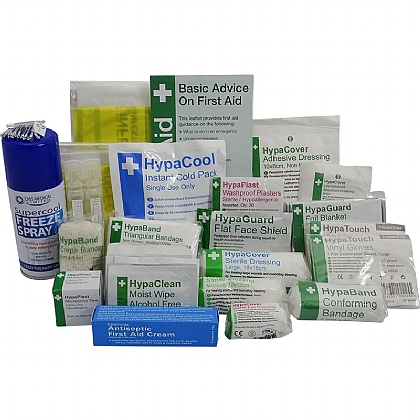 Hockey First Aid Kit Refill