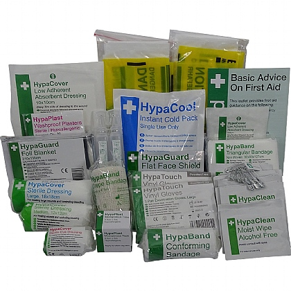 Essential Football First Aid Kit Refill