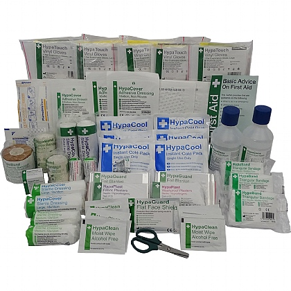 Multi-Purpose Sports First Aid Kit Refill