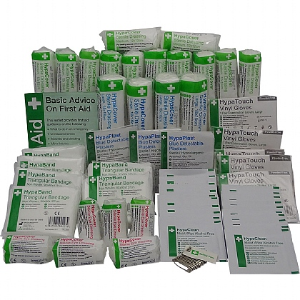 Catering First Aid Kit Refill 21-50 Persons