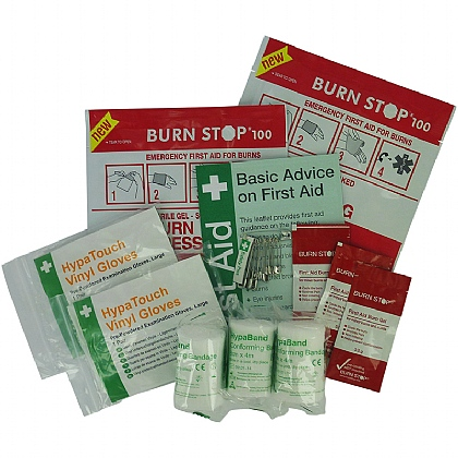 Burn Stop Burns Kit Refill, Small