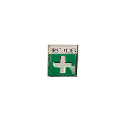 First Aider Badge