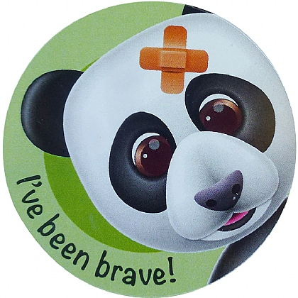 I've Been Brave Sticker