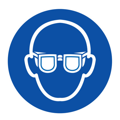 PPE Label - Eye Protection