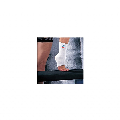LP Elasticated Medium Ankle Support