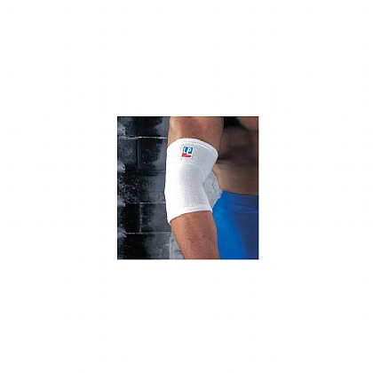 LP Elasticated Medium Elbow Support
